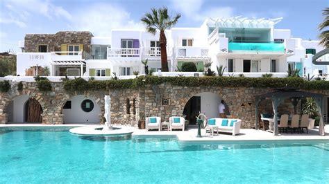 Kivotos Mykonos The Most Famous Hotel On Mykonos Greece