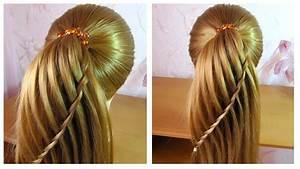 Coiffure Queue De Cheval : tuto coiffure queue de cheval originale coiffure tresse ~ Melissatoandfro.com Idées de Décoration