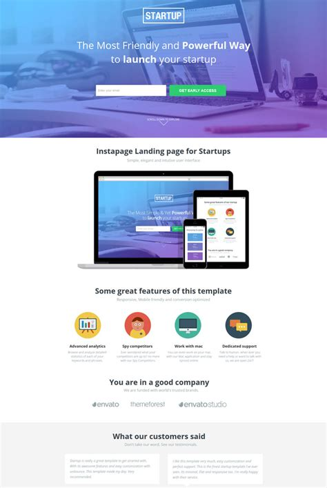 instapage templates instapage 15 landing page templates for marketing
