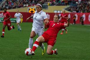 Women's National Soccer Team Draws Even With Top-Ranked U.S.