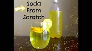 How to Make Homemade Soda - DIY Recipe - YouTube