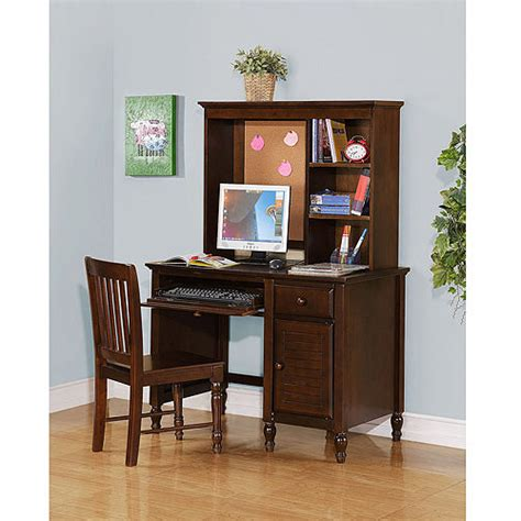 childrens desks with hutch espresso desk with hutch and chair wood free shipping