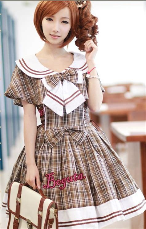 s gingham shirt style gingham jsk dress and shawl 2 colors