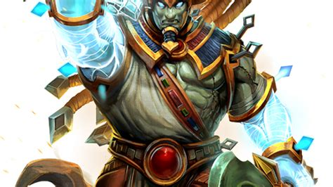 smite receives patch  character osiris siege mode