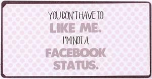 Magnetschild Facebook Status | Magnetschilder ...