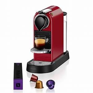 Machine Nespresso Promo : nespresso citiz espresso machine williams sonoma ~ Dode.kayakingforconservation.com Idées de Décoration
