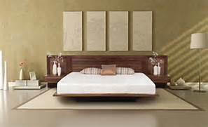 Platform Bed Decoration Moduluxe Modern Platform Bed Copeland