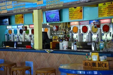 daiquiri deck siesta key wide selection of flavors