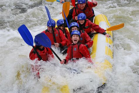 White Water Rafting Gift Vouchers   Gift Experiences Scotland