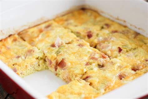 egg casserole for brunch egg casserole
