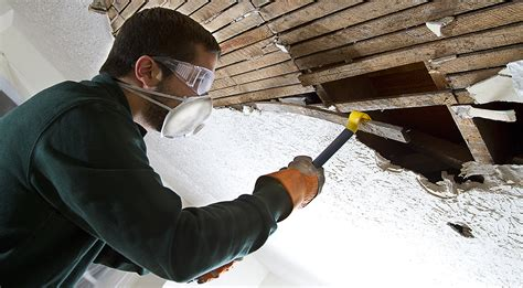 asbestos ceiling removal is it worth doing the work