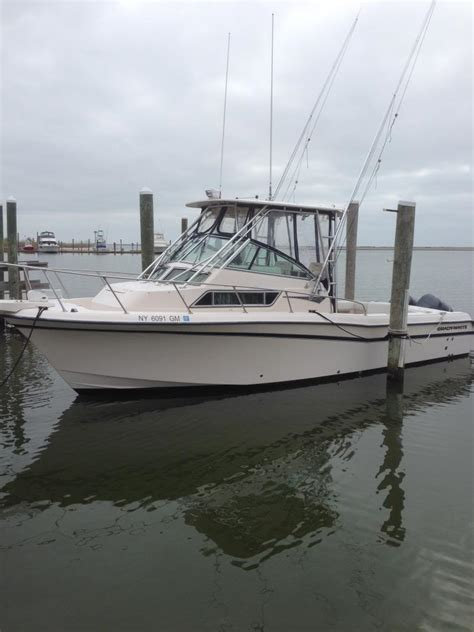 Boatsales Sailfish by Grady White 282 Sailfish The Hull Boating And