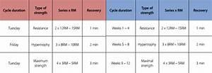12 weeks periodization calendar calendar template 2016 With undulating periodization template