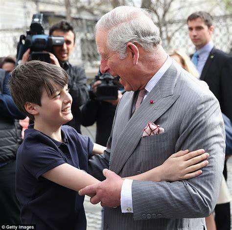 Prince Charles Transylvania