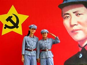 China Communist Party - iNFOGRAPHiCs MANiA