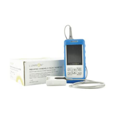 BettyMills: LUMEON Handheld Pulse Oximeter - McKesson 47155701