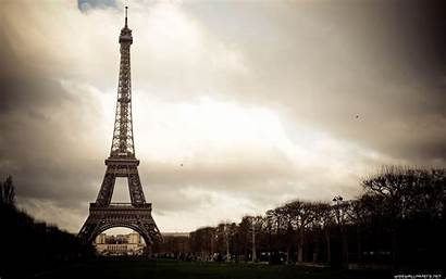Paris Desktop Tower Eiffel Wallpapers Backgrounds Computer