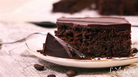 Negresa Cu Ciocolata Reteta Video Lalena Ro