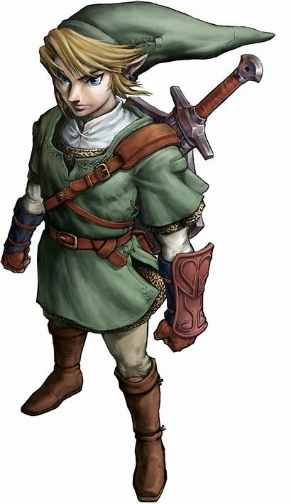 Zelda Twilight Princess Link Legend Cosplay Artwork