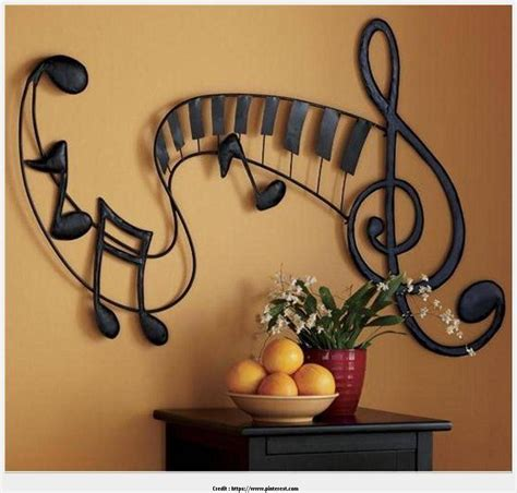 Gallery Of Music Theme Wall Art View Photos Nova Themes