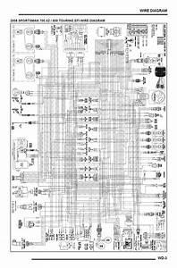 Xh 9504  Wiring Diagram Polaris Sportsman 800 Wiring Diagram Polaris Sportsman Wiring Diagram