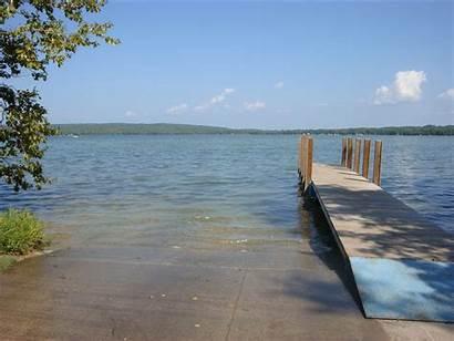 Lake Pickerel Michigan Road Artesian Itinerary Water