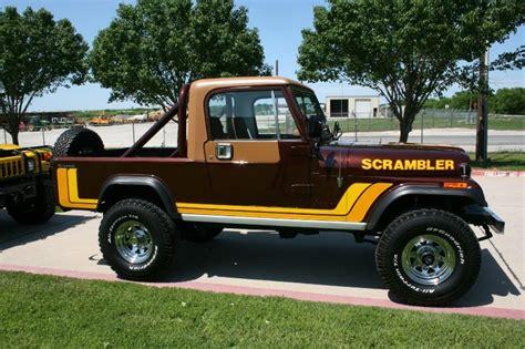 jeep scrambler 4 door jeep scrambler craigslist mitula cars