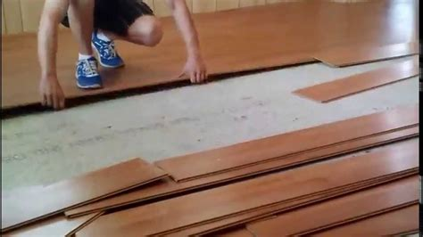 laminate flooring improper installation glendale az