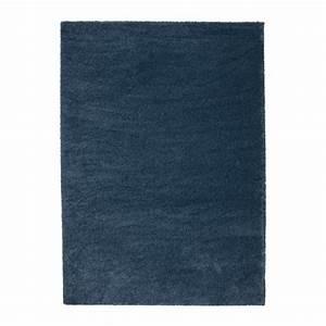 Tapis Adum Ikea : dum tapis poils longs bleu fonc bruit anti tache et ikea ~ Preciouscoupons.com Idées de Décoration