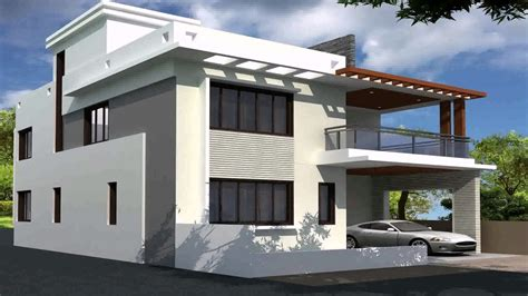 Modern House Plans Designs Free  Youtube