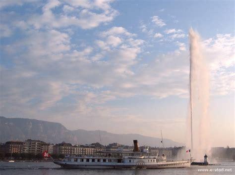 Boat Tours On Lake Geneva Switzerland by Geneva Switzerland Tour Boat And The Water Jet
