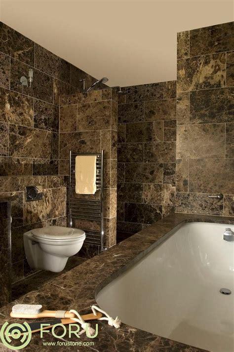 dark emperador marble  bathroom manufacturers