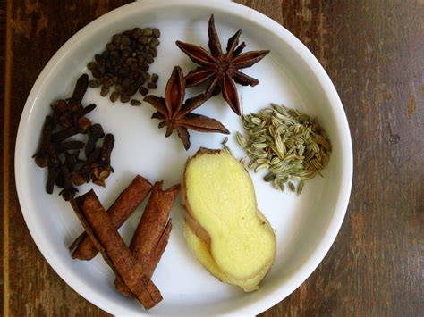 Holiday Beverages Homemade Red Chai Tea Vibrant