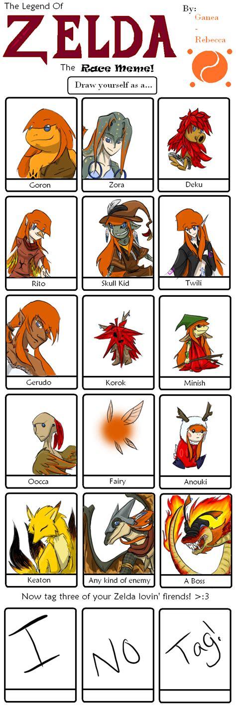 Zelda Memes - zelda race meme by windyoshi on deviantart
