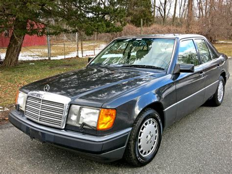 Buy top products on ebay. 1992 Mercedes 300D Turbo Diesel One Senior Owner for sale: photos, technical specifications ...