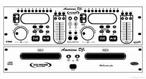 American Audio V4000 Service Manual