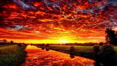 Sunrise Summer Widescreen Desktop Resolution Definition Wallpapers