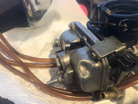 2004 Suzuki Rm-z250 Carburetor Problems. Please Help