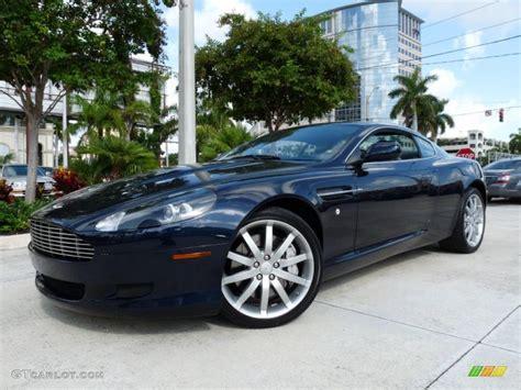 2006 Midnight Blue Aston Martin Db9 Coupe #36856440