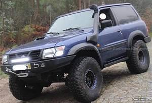 Sold Nissan Patrol Gr Y61 - 99 - Carros Usados Para Venda