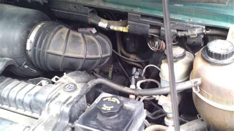 transmission control 1994 ford econoline e250 on board diagnostic system engine shake 2000 ford econoline e150 youtube