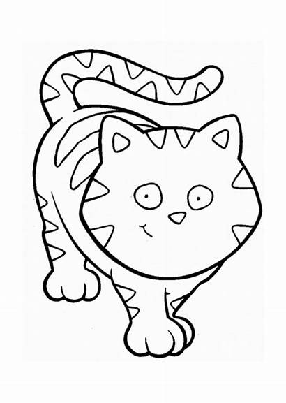 Coloring Cartoon Pages Animal
