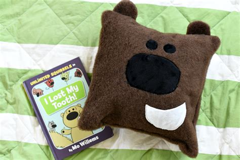 Cute Tooth Fairy Pillow Pattern