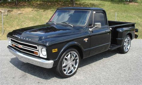 Chevy Makes And Models by 1969 Chevrolet C10 Side Step Classic Trucks All Makes