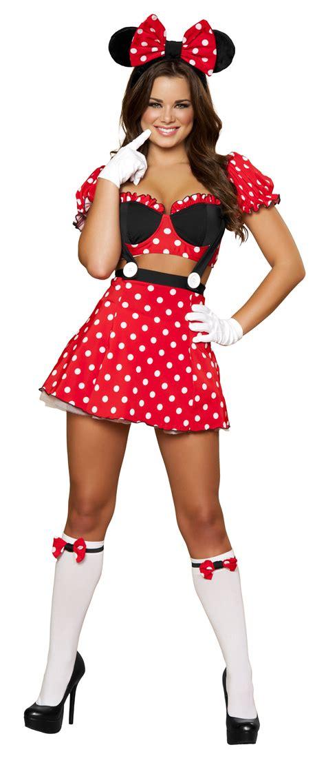Mickey Mouse Halloween Costume Women Sexy Xxx Video Hot Porn