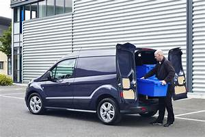 Ford Transit Connect Van Dimensions  2013