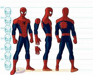 Ultimate Spiderman Cartoon by ? | concepts and character ...