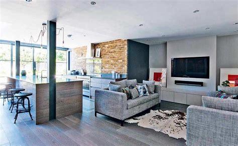 open plan kitchen living room ideas 15 of the best open plan kitchens homebuilding renovating