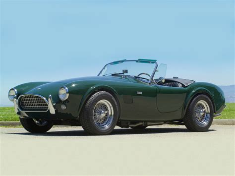 1964 shelby cobra 289 mkii supercar supercars classic