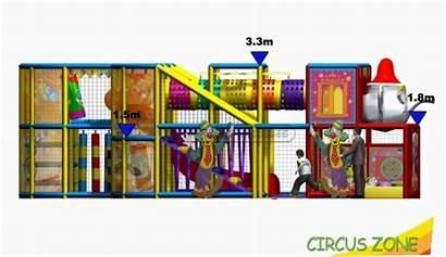 Playground Indoor Circus Cheer Amusement Fun Zone